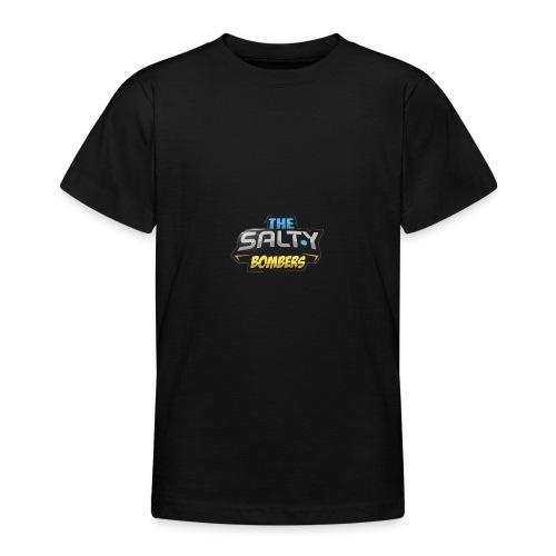 The Salty Bombers 3 - T-skjorte for tenåringer