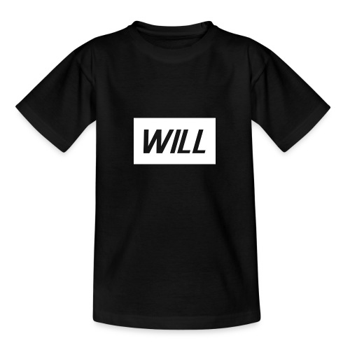 Official Will Clothing - Teenage T-Shirt