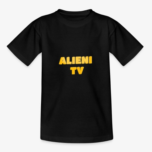 AlieniTv T-Shirt - Teenage T-shirt