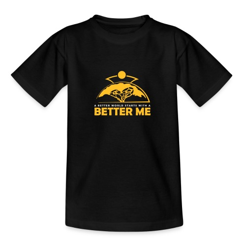 Better Me - Teenage T-Shirt