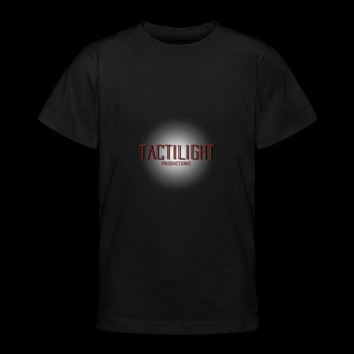 Tactilight Logo - Teenage T-Shirt