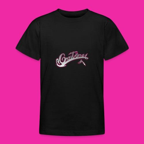 Logo Grautoene neu1 jpgshop - Teenager T-Shirt
