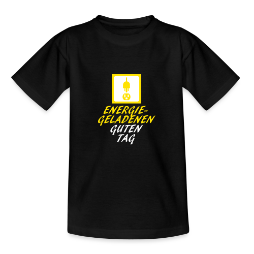 DieSteckdoze - Teenager T-Shirt