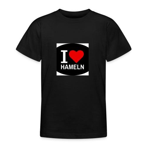 ilovehameln - Teenager T-Shirt