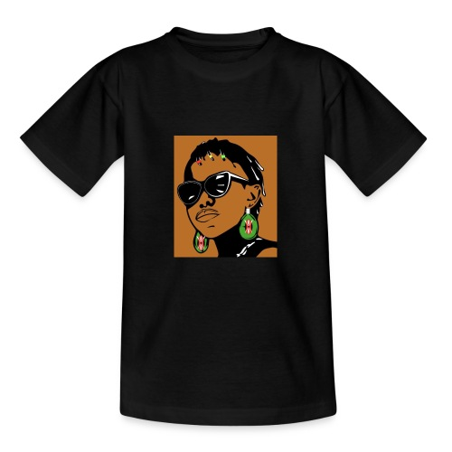 Reggea - Teenager T-Shirt