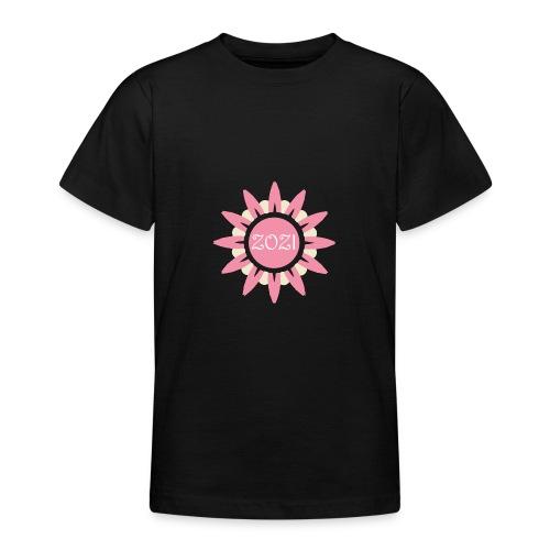 Zozi_Flower - T-shirt tonåring