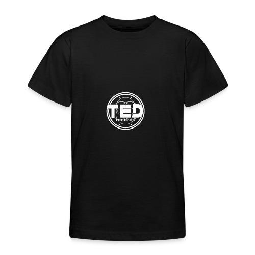 LOGO TED RECORDS - T-shirt Ado
