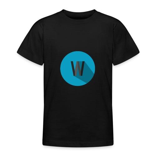 Weekiewee logo - Teenage T-Shirt