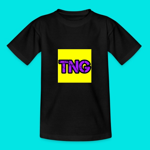 New TNG LOGO - Teenage T-Shirt