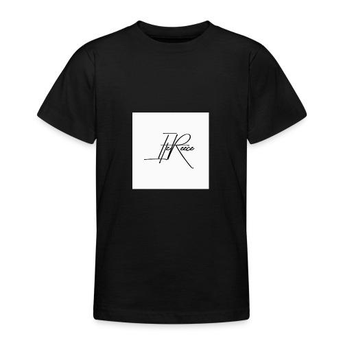 Small logo white bg - Teenage T-Shirt