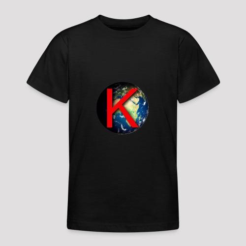 OFFICIAL Know Earth IT - Maglietta per ragazzi