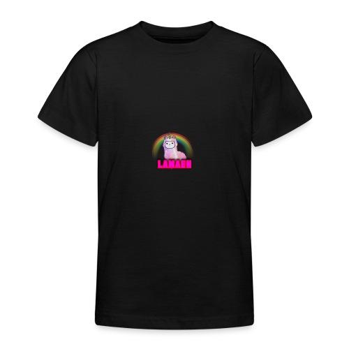 The LLAMA - Teenager-T-shirt