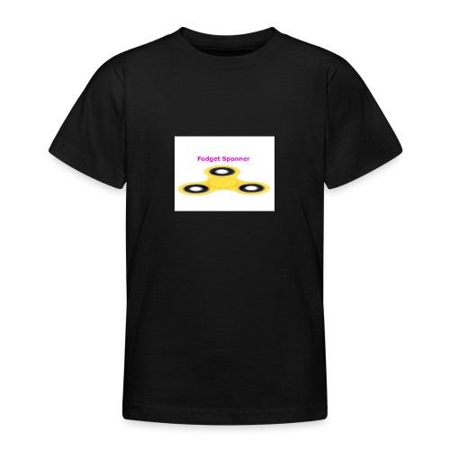 sponner - T-skjorte for tenåringer