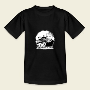 Don't fear the BEAR(d) - Teenager T-Shirt