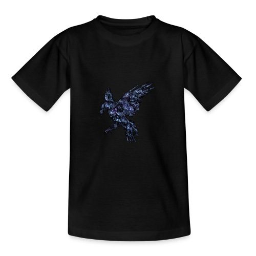 Ravn - T-skjorte for tenåringer