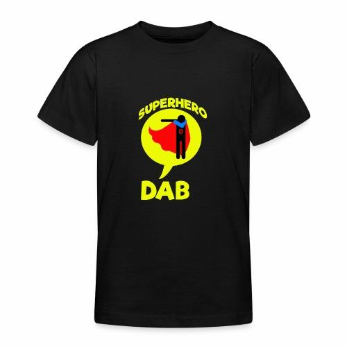 Dab supereroe/ Dab Superhero - Maglietta per ragazzi