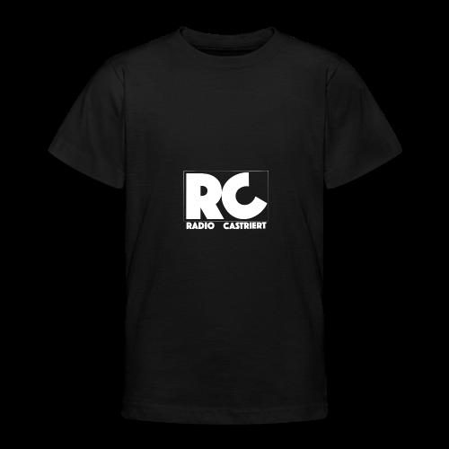 Radio CASTriert Logo 2017/2018 - Teenager T-Shirt