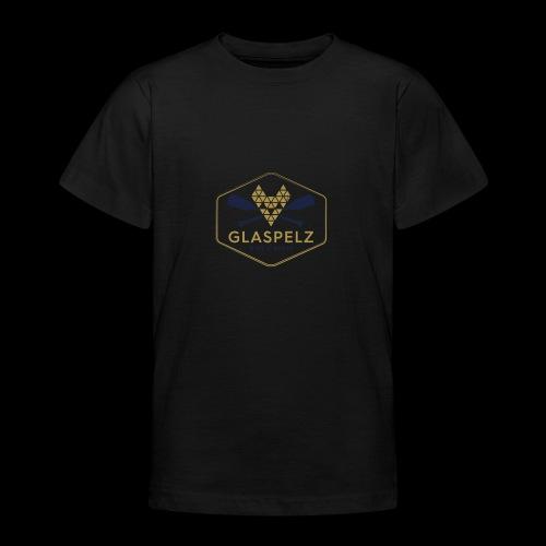 LOGO Glaspelz wine boats - Teenager T-Shirt