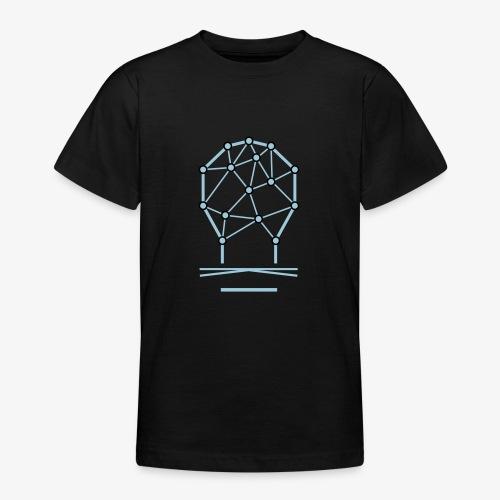 Knalleridee Girl - Teenager T-Shirt