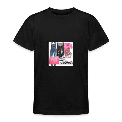 outfit pace e amoreio amo il colore - Maglietta per ragazzi