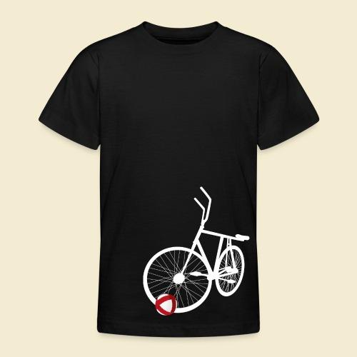 Radball | White - Teenager T-Shirt