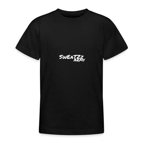 SwEaTZz Army Merch - Teenager T-Shirt