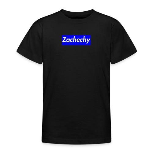 zachechy BLUE - Teenager T-Shirt