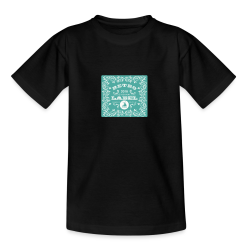 geweihbär RETRO 2018 - Teenager T-Shirt