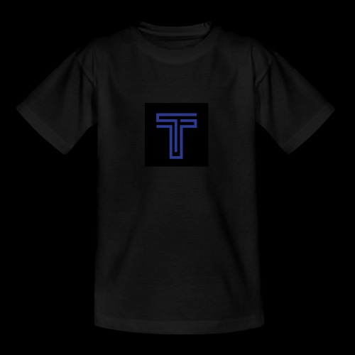 YT logo design - Teenage T-Shirt
