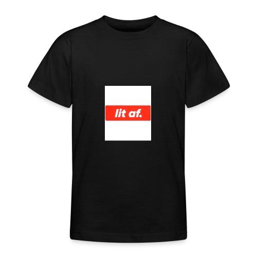 Lit af - Teenage T-Shirt
