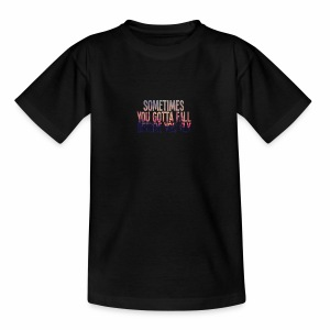 Fly - T-skjorte for tenåringer