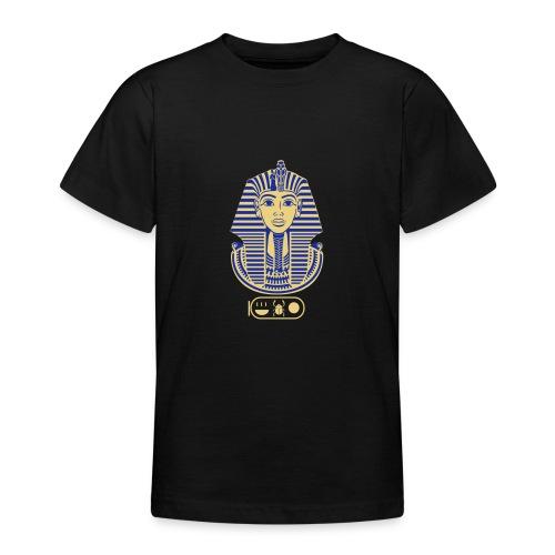 Tutanchamun (zweifarbig) - Teenager T-Shirt