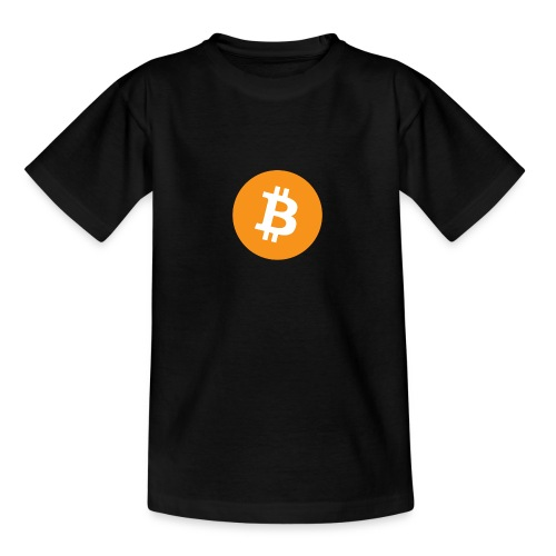 Bitcoin - Teenager T-shirt