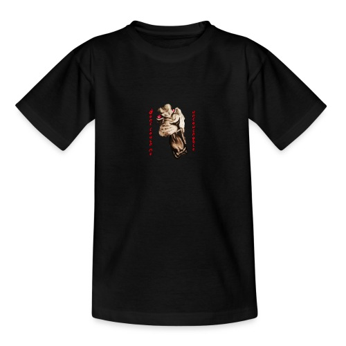 Lion4 Untouchable People! Dont touch me! - Teenager T-Shirt