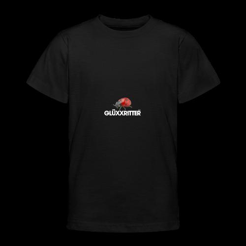 geweihbär GLÜXXRITTER - Teenager T-Shirt