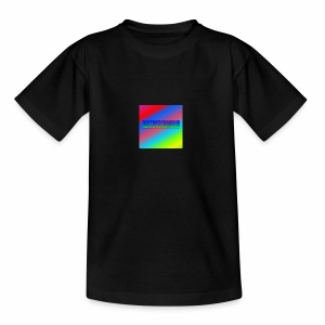 Mikkels Minecraft Navn - Teenager-T-shirt