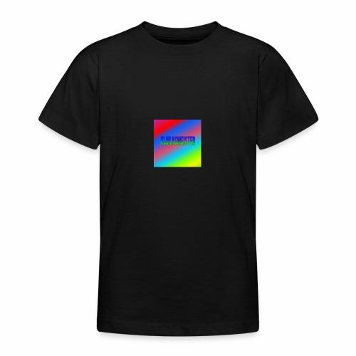 Lukas Minecraft Navn - Teenager-T-shirt