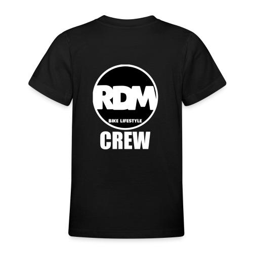 Randomized Bike CREW - Teenager T-Shirt