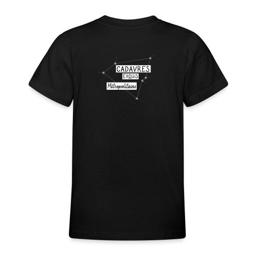 Cadavres Exquis Métropolitains - T-shirt Ado