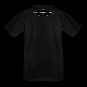 68FL:OZ - sixty8streetcore Rückseite - Teenager T-Shirt
