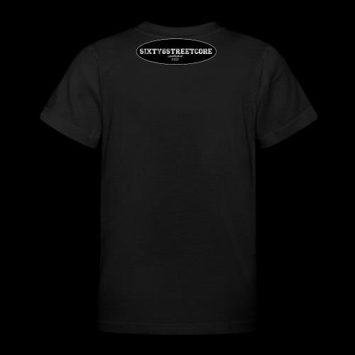 68FL:OZ - sixty8streetcore Rückseite - Teenager T-Shirt