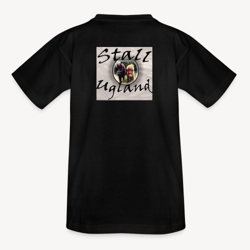 Stall Ugland - T-skjorte for tenåringer