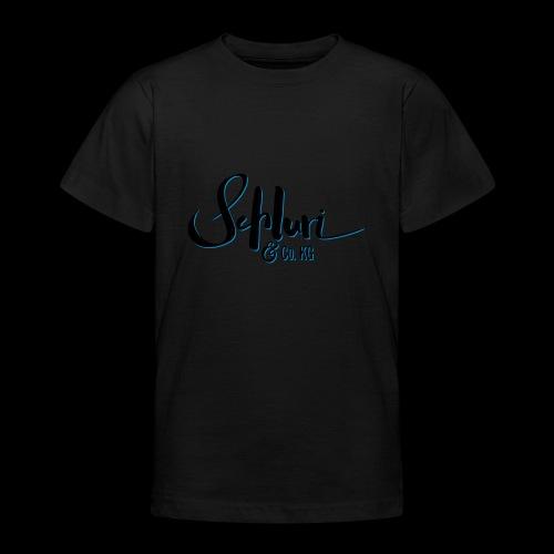 Schluri - Teenager T-Shirt