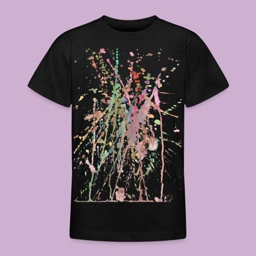 AQUARELLSPRITZER - Teenager T-Shirt