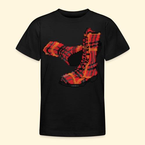 Rock and Shoes - Rock'n'll Shoes - T-shirt Ado