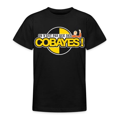 stickers Cobayes James - T-shirt Ado