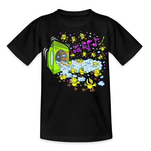 Chicks Foam Party - Teenage T-Shirt
