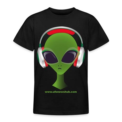 alienheadtshirt - Teenage T-Shirt