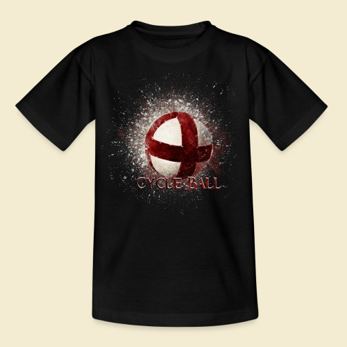 Radball   Cycle Ball - Teenager T-Shirt