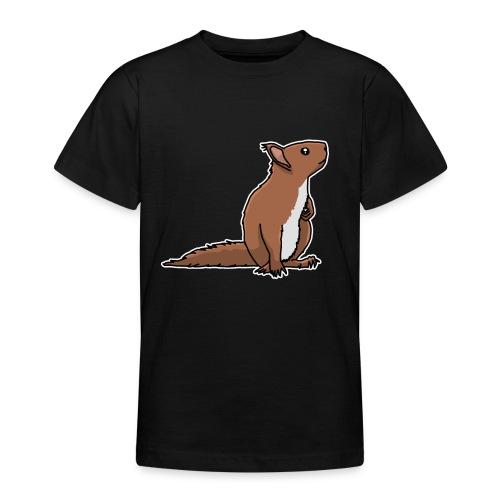 Eichhörnchen, Nagetier, Tier, süß, Geschenkidee - Teenager T-Shirt